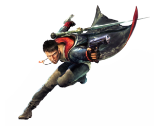 Devil May Cry Transparent PNG PNG Clip art