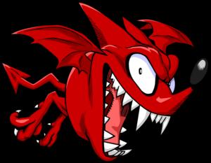 Devil Transparent Background PNG Clip art