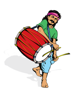Dhol PNG Photo PNG Clip art