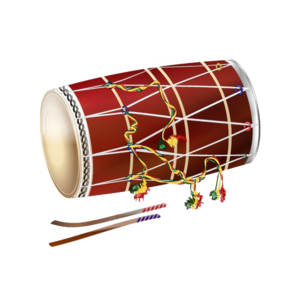 Dhol PNG Transparent Picture PNG icon