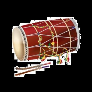 Dhol PNG Transparent Picture PNG Clip art