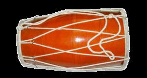 Dhol Transparent Background PNG Clip art