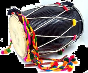 Dhol Transparent PNG PNG clipart