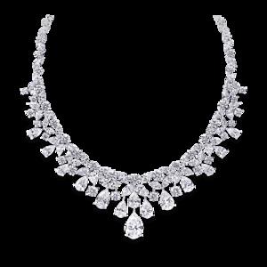 Diamond Necklace PNG Picture PNG Clip art