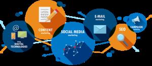 Digital Marketing Background PNG PNG Clip art
