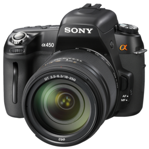 Digital SLR Camera PNG Image PNG image
