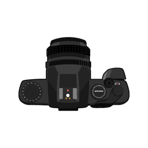 Digital SLR Camera PNG Transparent PNG Clip art