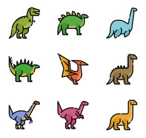 Dinosaurs PNG Clipart PNG Clip art