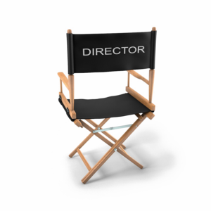 Director�s Chair PNG Transparent PNG Clip art