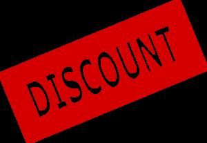 Discount Transparent Images PNG PNG Clip art