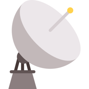 Dish Antenna PNG Image PNG Clip art