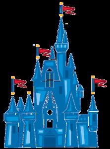 Disneyland PNG Pic PNG Clip art