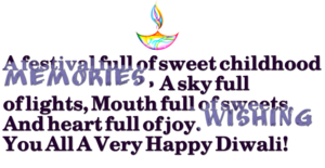 Diwali Messages PNG Transparent Background PNG Clip art