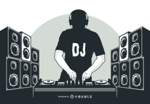 DJ PNG Transparent Image PNG Clip art
