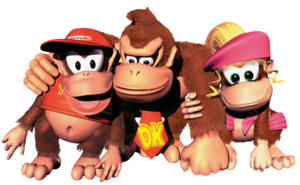 Donkey Kong PNG Transparent Picture PNG Clip art