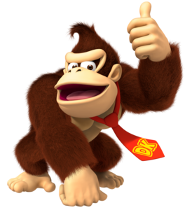 Donkey Kong PNG Transparent PNG Clip art