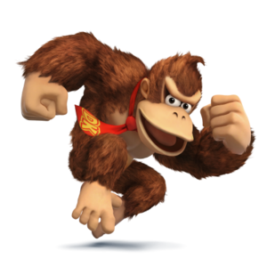Donkey Kong Transparent PNG PNG Clip art