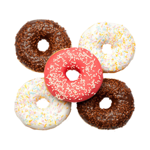Donut PNG Background Image PNG Clip art
