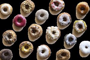 Donut PNG Transparent Picture PNG Clip art