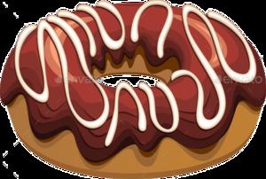 Donut Transparent PNG PNG Clip art