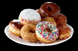 Donuts PNG HD PNG Clip art