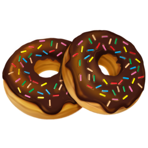 Donuts PNG Pic PNG Clip art