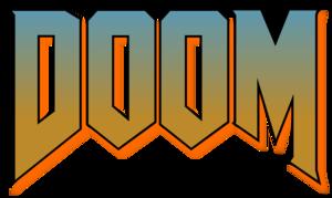 Doom PNG Pic PNG Clip art