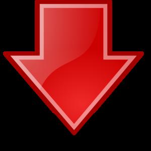 Down Arrow PNG Transparent PNG Clip art