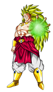 Dragon Ball Broly PNG Clipart PNG Clip art