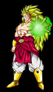 Dragon Ball Broly PNG Clipart PNG Clip art