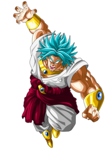 Dragon Ball Broly PNG File PNG Clip art
