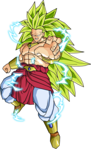 Dragon Ball Broly PNG Free Download PNG icons