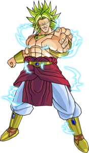 Dragon Ball Broly PNG HD PNG Clip art