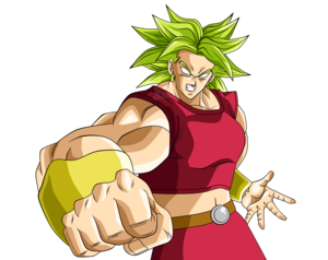 Dragon Ball Broly PNG Image PNG Clip art