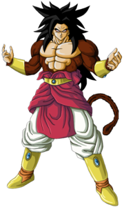 Dragon Ball Broly PNG Photo PNG Clip art