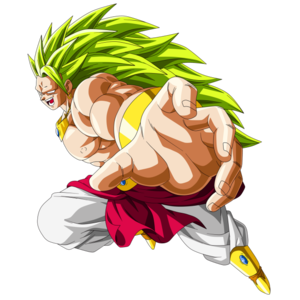 Dragon Ball Broly PNG Photos PNG Clip art
