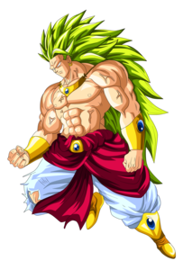 Dragon Ball Broly PNG Picture PNG Clip art