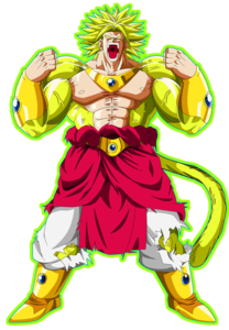 Dragon Ball Broly PNG Transparent Picture PNG Clip art