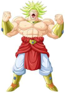 Dragon Ball Broly Transparent PNG PNG Clip art