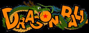 Dragon Ball Logo PNG File PNG Clip art