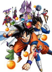 Dragon Ball Super PNG HD PNG Clip art