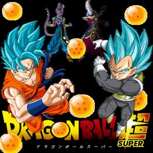 Dragon Ball Super Transparent Background PNG Clip art