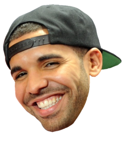 Drake Face PNG Clipart PNG Clip art