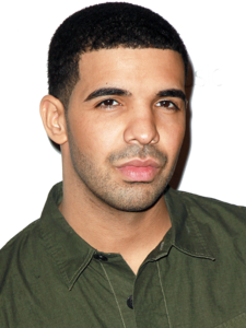 Drake Face PNG File PNG icon