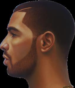 Drake Face PNG Image PNG Clip art