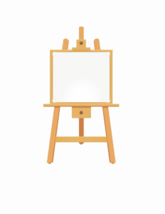 Drawing Board Transparent Background PNG Clip art