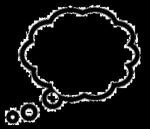 Dream Bubble PNG Image PNG Clip art