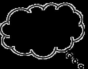 Dream Bubble Transparent PNG PNG Clip art