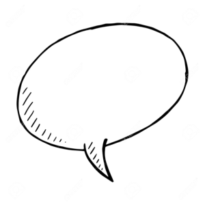 Dream Speech Bubble PNG Image PNG Clip art