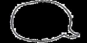 Dream Speech Bubble PNG Transparent PNG Clip art